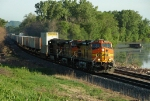 NB Early Evening Intermodal - First of Three in 30 Minutes