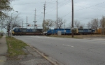 CSX 7678 & Friends