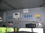 CSX 6404 Cab