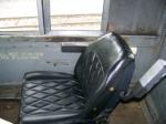 CSX 6404 Engineers Seat