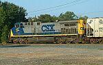 CSX 477 switching