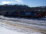 Working the CN/IC Yard