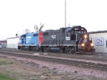IC 9637 & GTW 4994