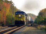CSX Fall Intermodal