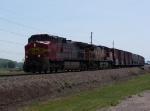 BNSF 762 & BNSF 4544