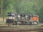 NS / BNSF Power