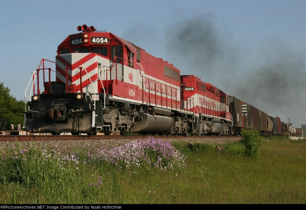 WSOR JH train