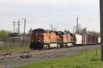 BNSF 4497