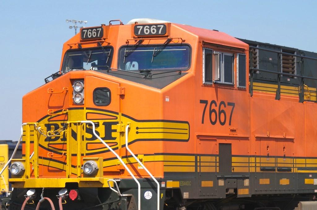 BNSF 7667