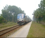 Amtrak #181 & 16