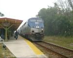 Amtrak #2 & 142