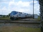 Amtrak #162 & 129