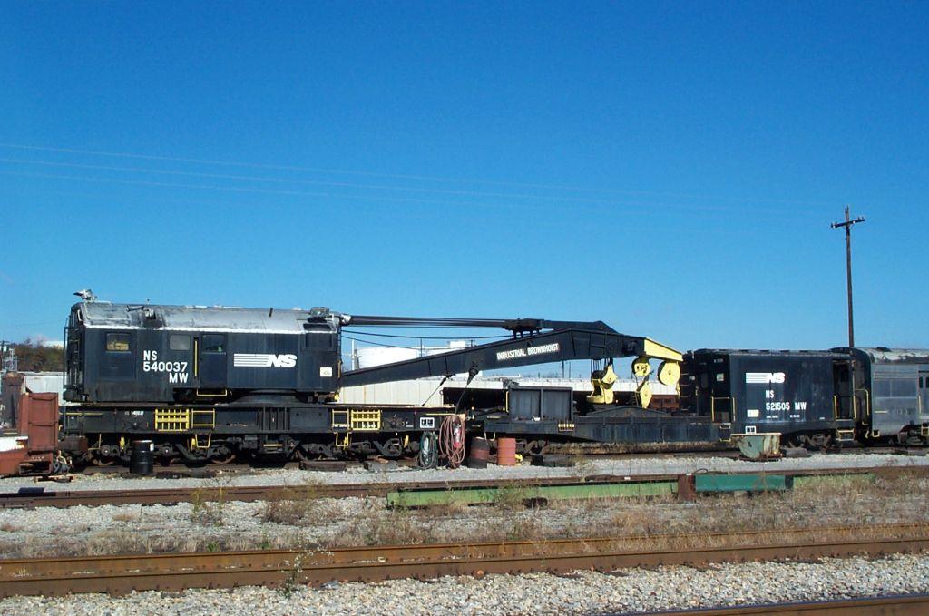 NS Crane