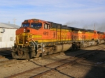 BNSF 4912
