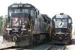NS 8716 looking a little battle weary
