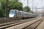 AMTK 2036 accelerates southbound