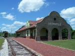 MKT Depot and Caboose