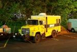 Sperry Rail Service Truck