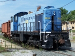 Kosciusko & Southwestern Railway Locomotive