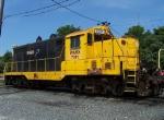 WAMX 7011 in the KCS Yard