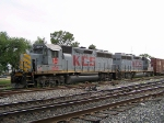 KCS Local Assigned Locomotives