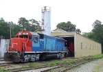 Louisiana and Northwest Railroad Engine House