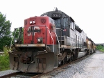 Tied Down Ballast Train Power