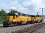 UP Local Assigned Locomotives