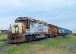 Locomotives in Storage at VMV