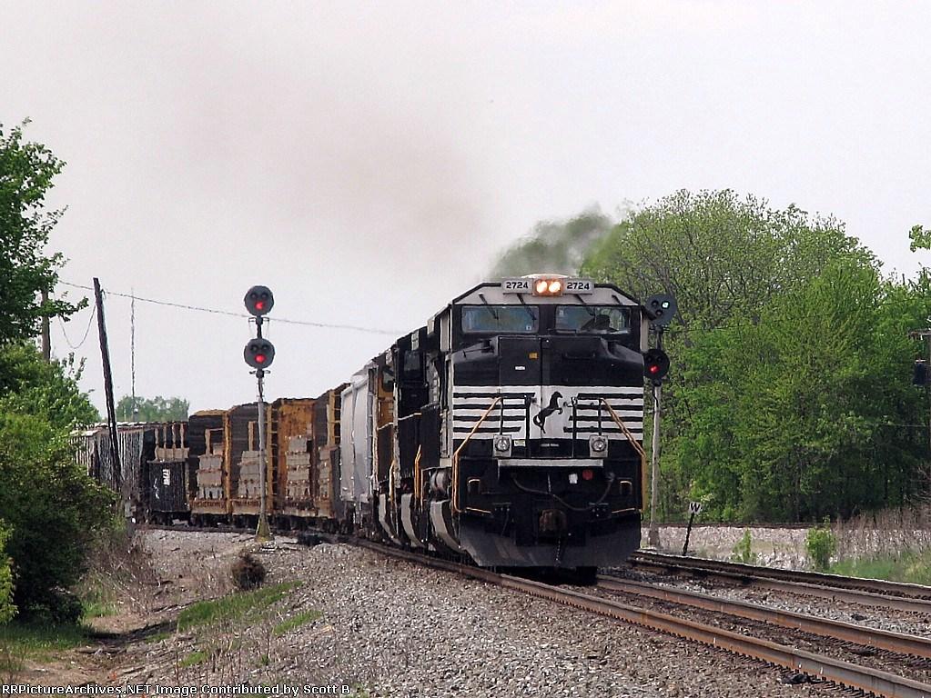 NS 2724 34N