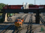 BNSF 5257