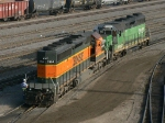 BNSF 7854