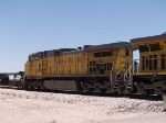 UP 9685 #3 power in an EB intermodal at 12:44pm