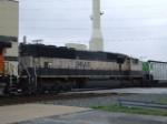 BNSF 9645