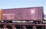 PRR Box Car 606473
