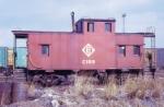 EL Caboose C199