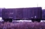 MON Box Car 839