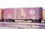 ERIE BOX CAR 87187