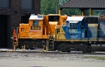 GP40-2 and ex-GP40