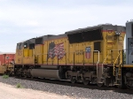 UP 3925 #3 power in an EB intermodal at 12:30pm