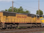UP 4042 #3 power in an EB manifest at 5:05pm