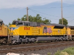 UP 8568 #2 power in an EB manifest at 5:05pm