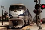 AMTK 457 @ Glendale Depot