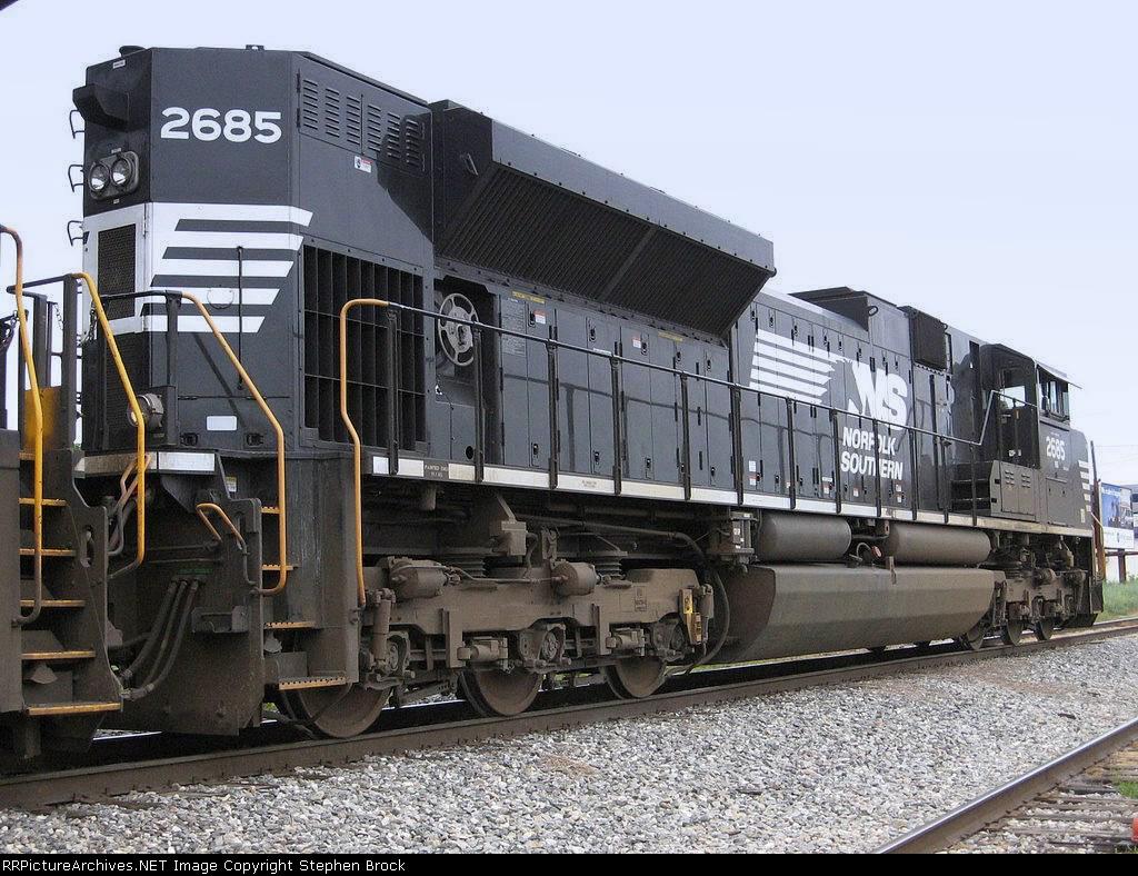 "An even bigger ""wedgie"" of NS 2685"