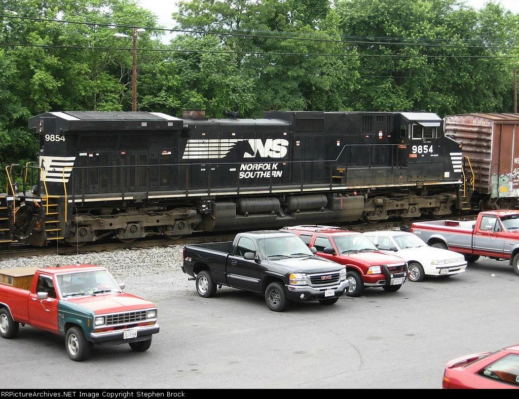 NS 9854