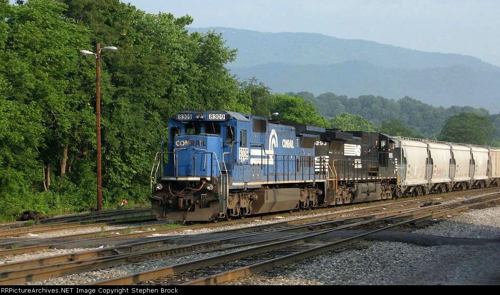 NS 8309 & 9293