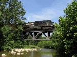 NS 8787 crossing Naked Creek