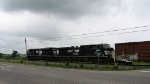 NS 2692 & 9854 Flying by Merck