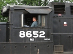 The engineer takes NS 8652 & Company on to Roanoke, VA.