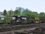 NS 3223 w/ MofW in towe